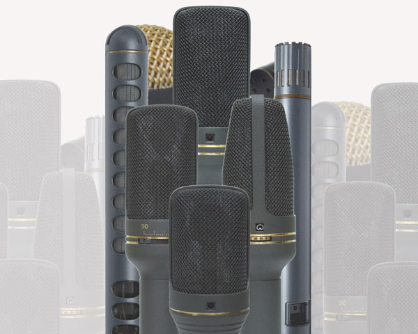NEVATON MICROPHONES