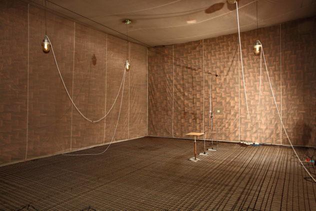 Anechoic Chamber, Nevaton factory St.Petersburg